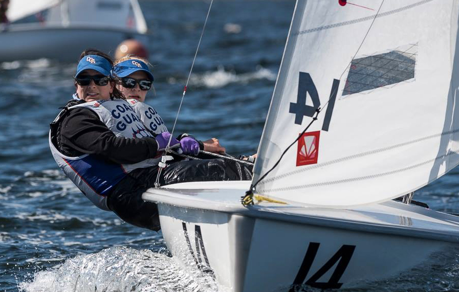 College Sailing:  What Could Go Wrong?, by Ken Legler