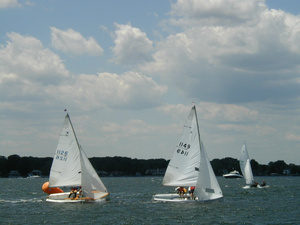 2021 Jet 14 Nationals @ Mayfield Yacht Club