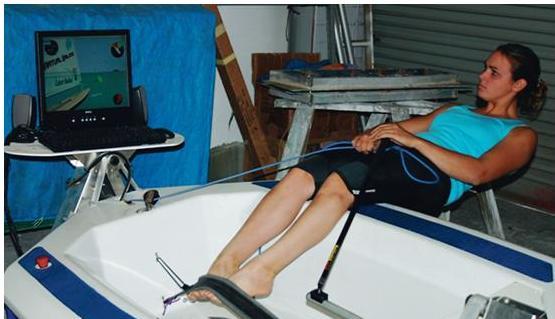 Dinghy Sailing Simulator Comes to Annapolis through SAIL1DESIGN!