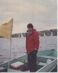 College Sailing: A Brief Past, Present, and Future, by Ken Legler