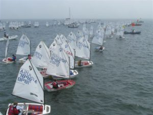 2021 Optimist NJ State Championship @ Brant Beach Yacht Club