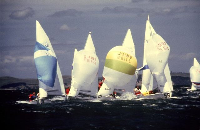 """Ken Legler on """"The Right Path for Top Youth Sailors: Is it College Sailing?"""""""