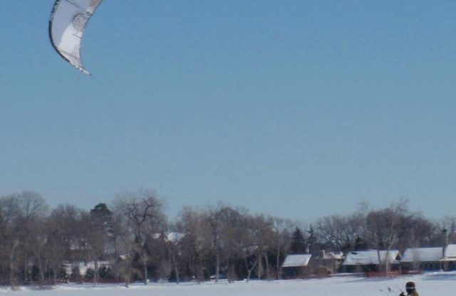 A Long, Cold, Frozen Winter…For Some: A Snowkiter's Perspective