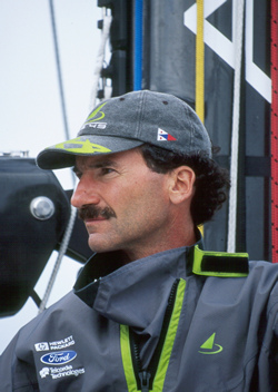 Interview with Paul Cayard on his own Sailing History