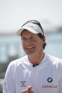 """Peter Isler on """"The Right Path for Top Youth Sailors: Is it College Sailing?"""""""