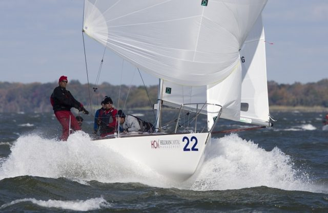 Sponsor News: J/24 East Coasts Adds a Coach for the Event