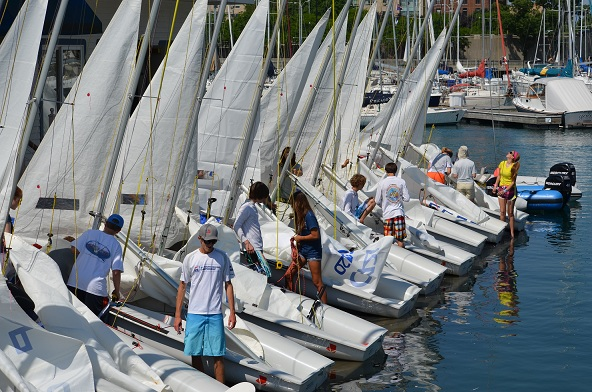 2nd Annual Neill Advanced Sailing Clinic Completed with Success