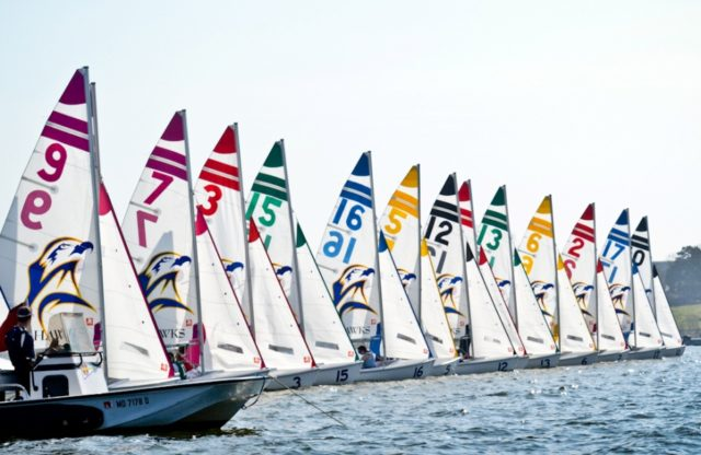 Thinking about Sailing in College? Check Out These 10 Tips Straight from College Coaches.