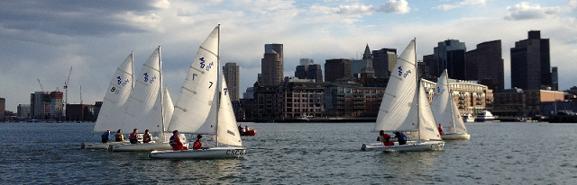 Club Profile:  Courageous Sailing – Boston, MA