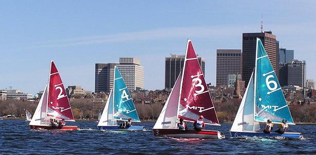 ICSA Team Race Rankings, February 27 2013