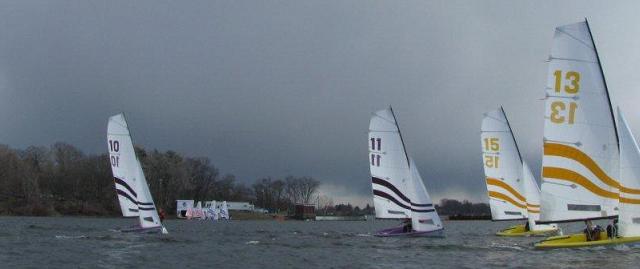 ICSA Team Race Spring Season Outlook