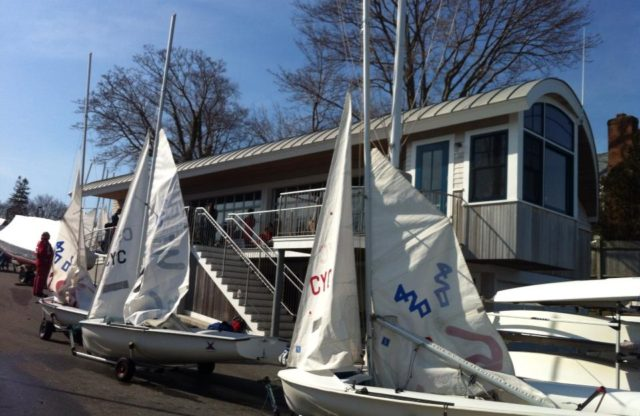 Sailing Club Profile: Pleon Yacht Club