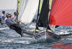 2020 49er North American Championship and 29er Fall Blowout @ Coconut Grove Sailing Club | Miami | Florida | United States