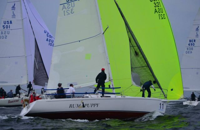 2013 J/105 North Americans Daily Report and Results