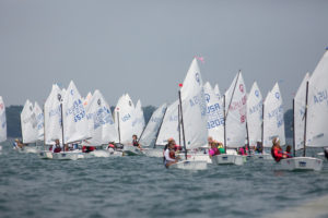 2021 Optimist Southeast Championship @ Hobcaw Yacht Club