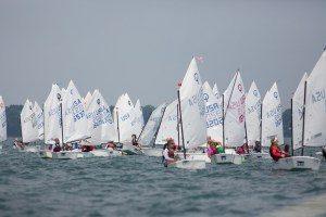 2021 Optimist Team Race National Championship @ Hampton Yacht Club
