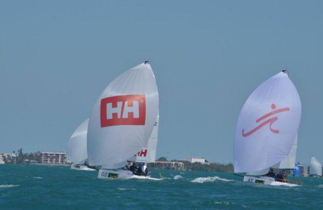 Becker's Blog: 2014 Key West Race Week, J/70 Style
