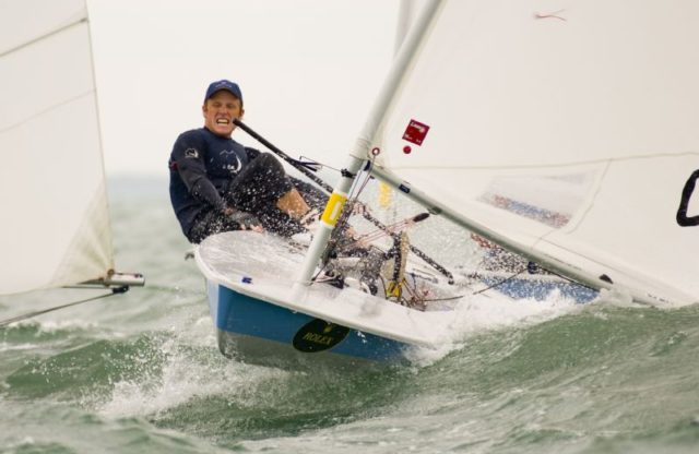 2014 Sail1Design Coach of the Year: Chris Dold