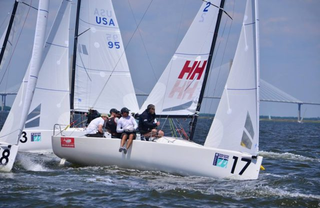 2014 J/70 Charleston Race Week Results and Reports