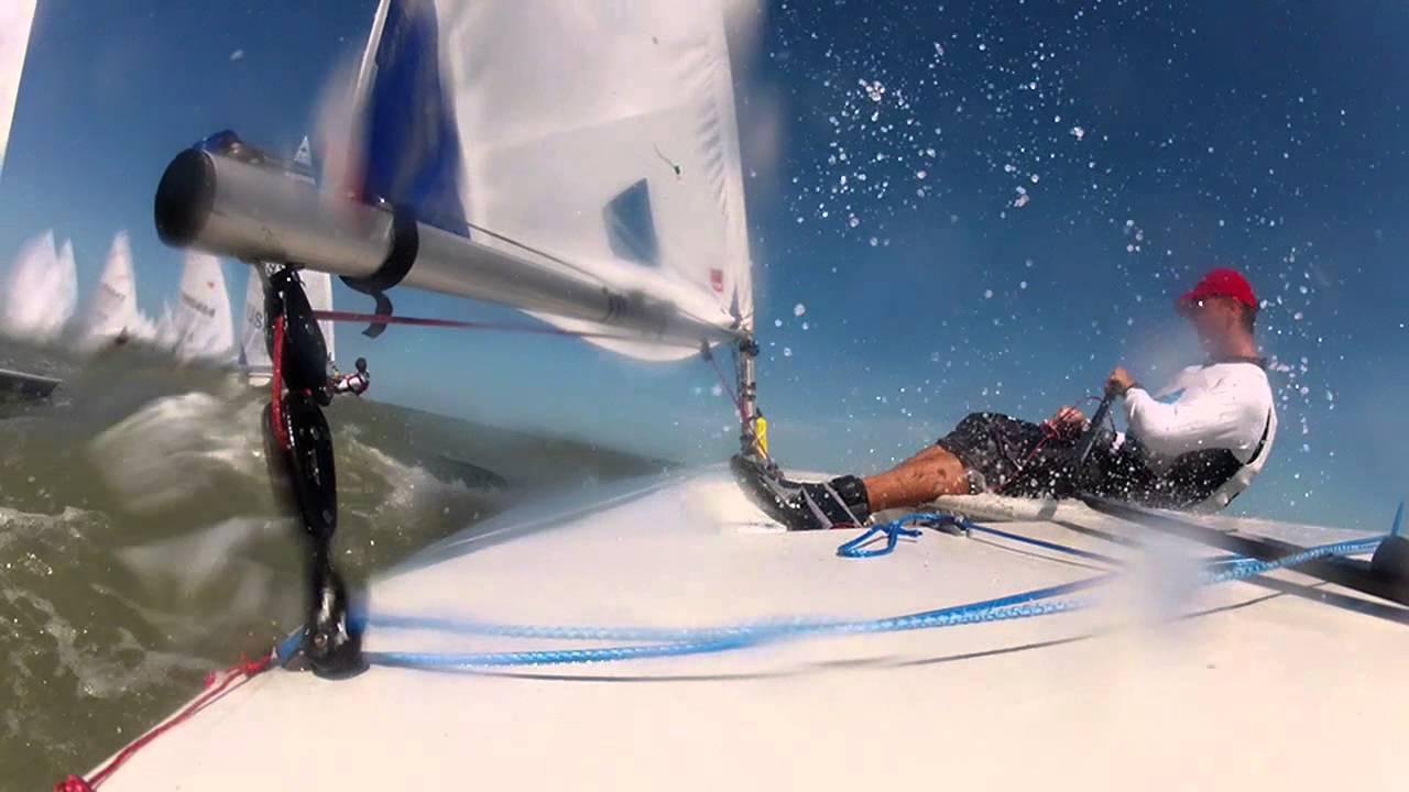 luke sailing