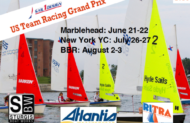 2014 Sail1Design US Team Racing Grand Prix