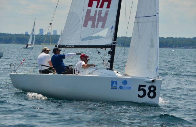 2014 J/70 North American Championship Day 2 Report