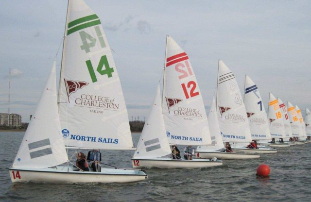 Balancing College with College Sailing