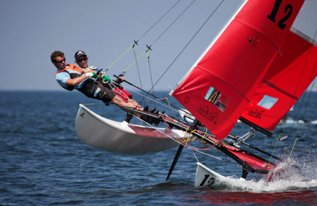 44th Hobie 16 Open North American Championships Final Results
