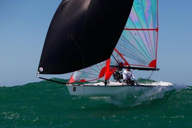 One Design Class Profile: 29er - Sail 1 Design