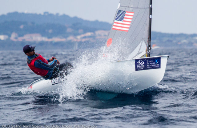 Meet the US Sailing Team Sperry Top-Sider – Caleb Paine