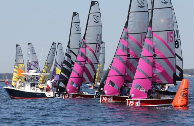 2015 Team Race Midwinters Preview