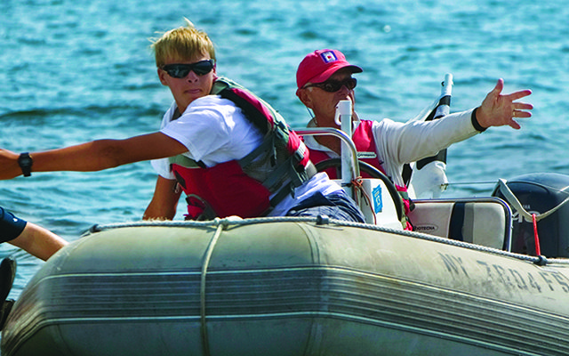 Coaches Locker Room: Junior Sailing Coaching 101