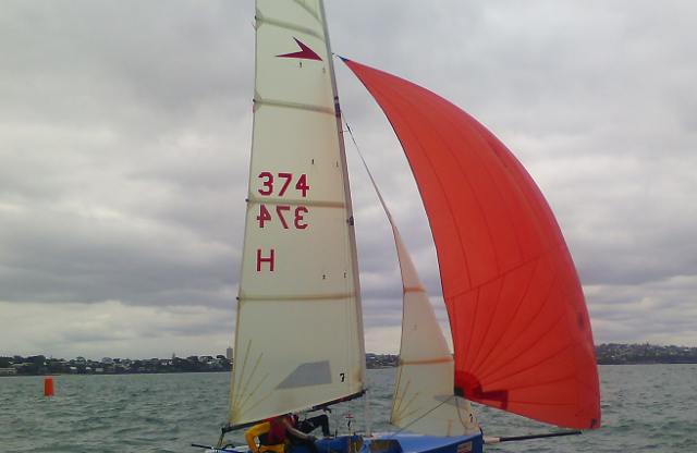 Notes From New Zealand: The Javelin Skiff