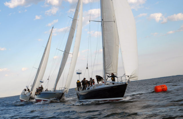 Short Handed Sailing Practice Sessions