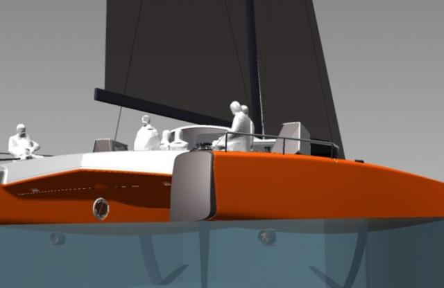 Profiles in Pro Sailing: Peter Johnstone, Boatbuilder