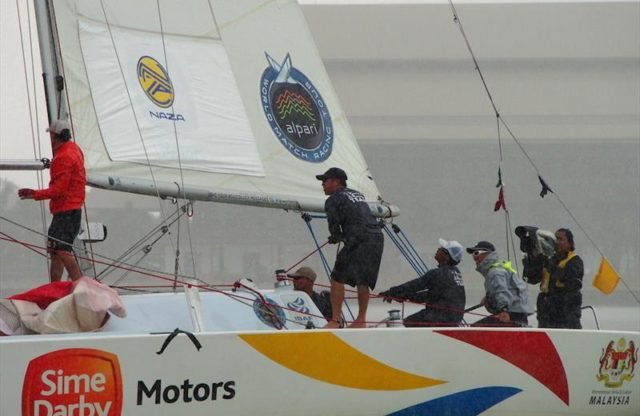 Laurie Jury on Coaching: Monsoon Cup Match Race Coaching Notes