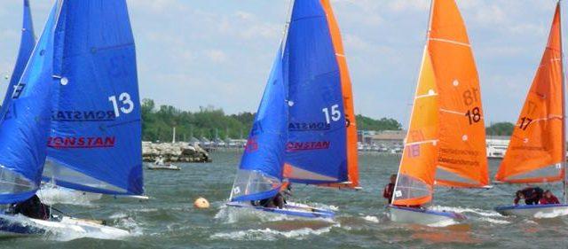 ICSA Team Race Rankings Update #3, 4/7/2015