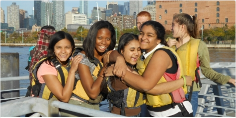 Club Profile: Hudson River Community Sailing