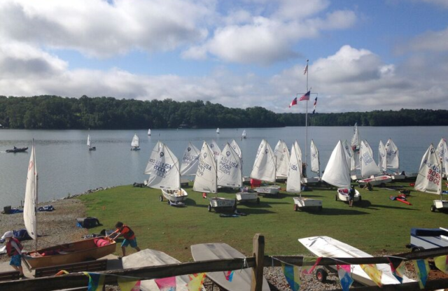 Club Profile: Lake Lanier Sailing Club