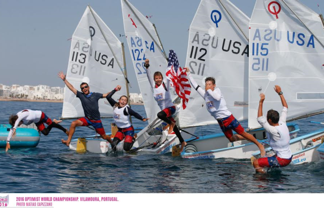 2016 S1D Optimist Sailor of the Year Announced!