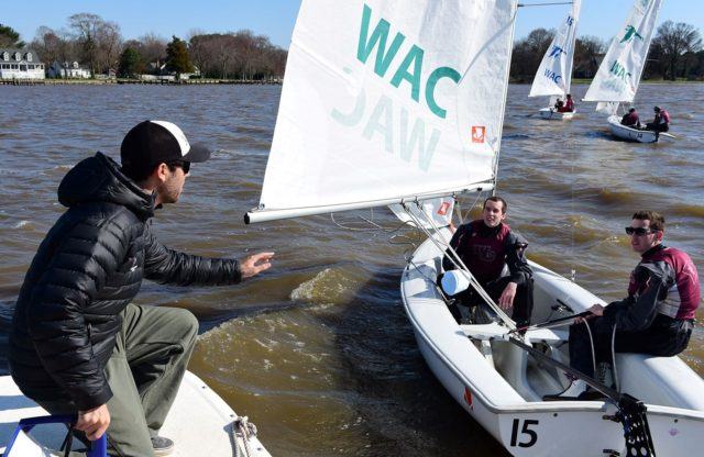 Profiles in Pro Sailing: Max Kurland