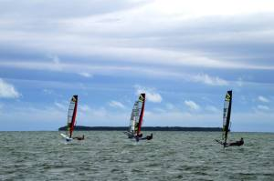 First WASZP Class Regatta in the USA! : WAZSP Profile and Regatta Report