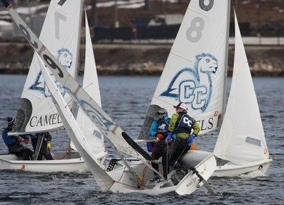 2018 ICSA Team Race Rankings #1, March 9