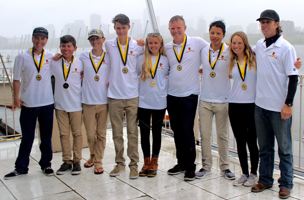 2017 S1D/KO Sailing High School Team of the Year Announced!