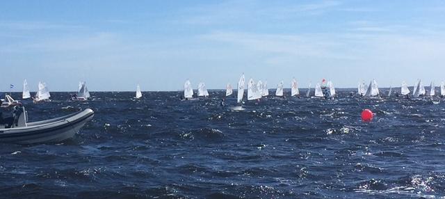 2017 Optimist Atlantic Coast Championship Results & Report