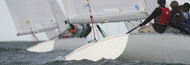 One Design News: Sonar North Americans heads to Noroton Yacht Club