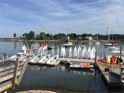 Club Profile: Sachem's Head Yacht Club