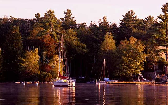 Club Profile: Lake Sunapee Yacht Club