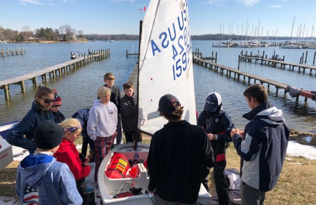 2018 S1D Optimist Spring Clinic Debrief, Notes & Video