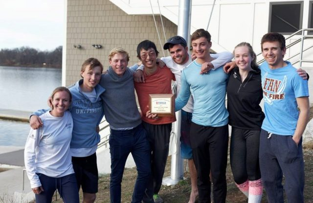 Giving It All for the Team: A Painful but Happy Four Years of College Sailing